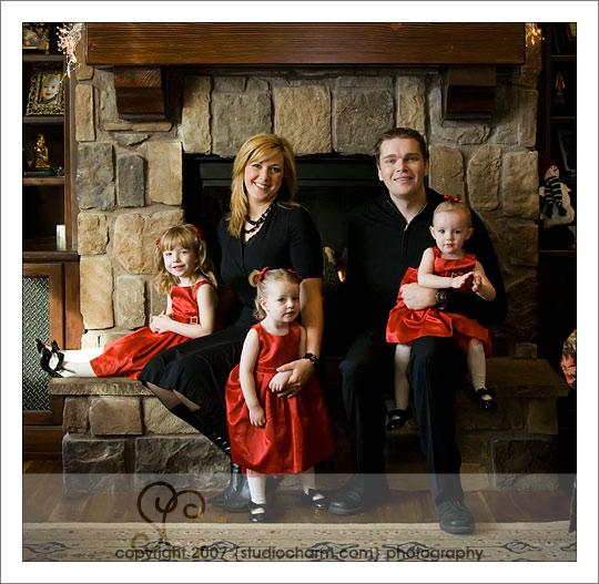 Indoor Family Portraits
