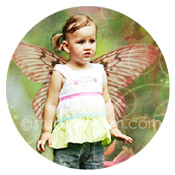 studicharm enchanted storybook canvas fairy