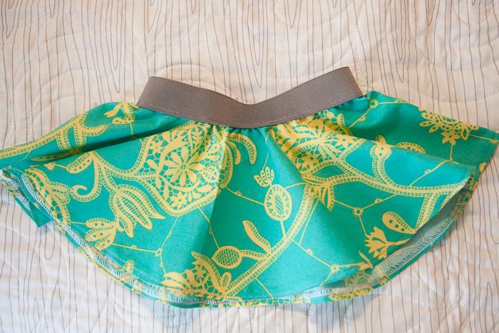 studiocharm baby circle skirt
